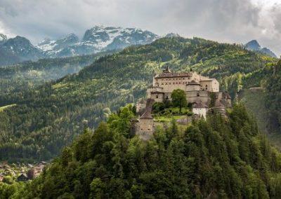 Alpe Adria - Hohenwerfen