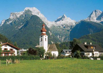 Alpe Adria - Widok