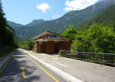 Alpe Adria - Stacja kolejowa