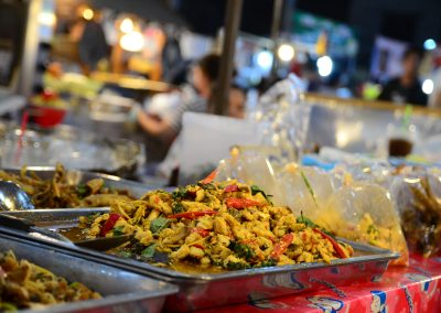 Tradycyjne jedzenie w Tajlandii
