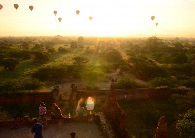 Balony w Tajlandii