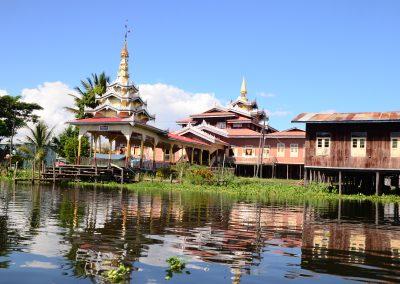 Tajlandia - świątynia