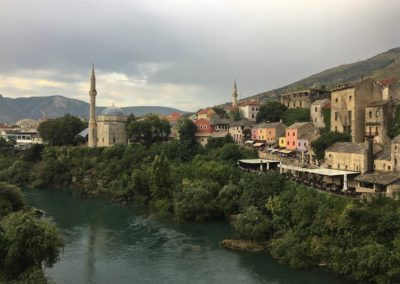 Trebinje w Bośni