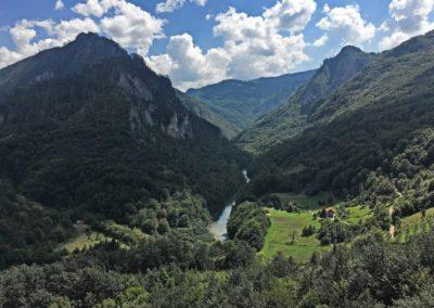 Czarnogóra - Kanion Tara
