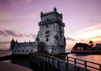 Twierdza obronna w Lizbonie