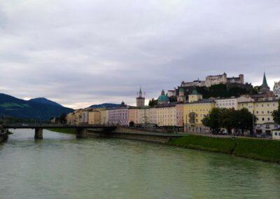 Alpe-Adria - panorama Salzburga