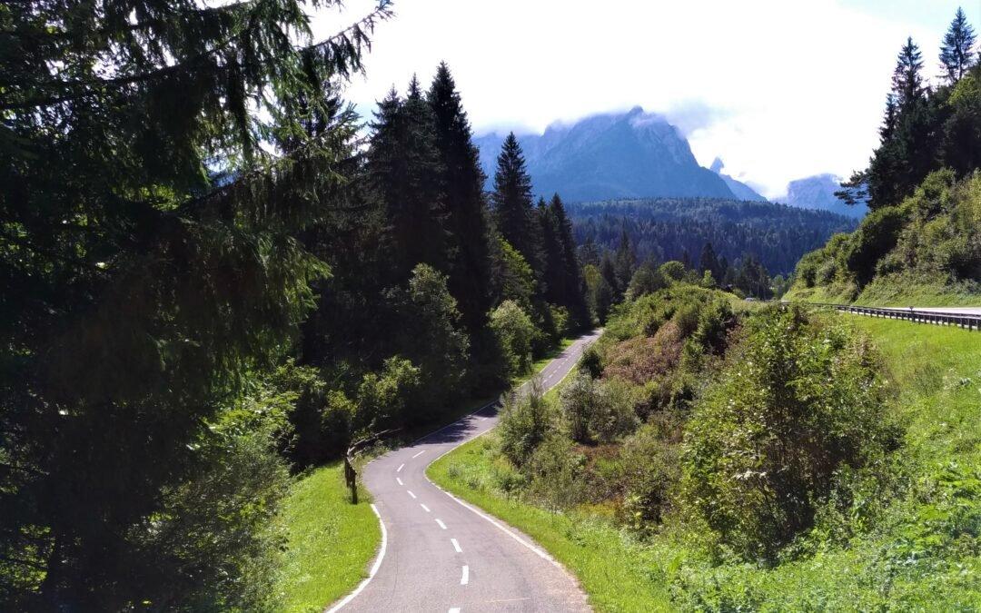 Wyprawa rowerowa Alpe-Adria – wspomnienia z 2019 część 1