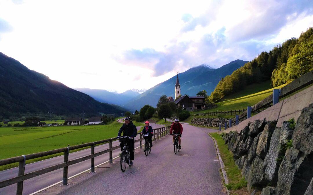 Wyprawa rowerowa Alpe-Adria – wspomnienia z 2019 część 2