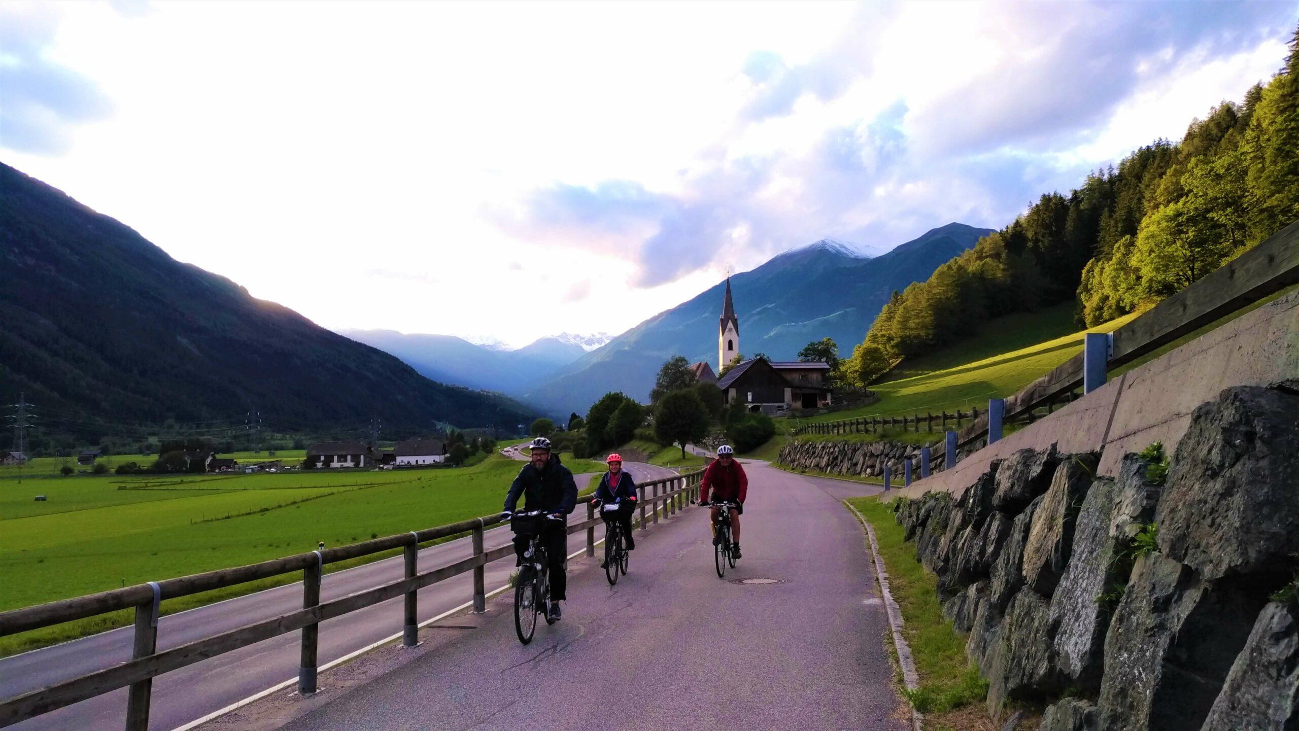 Rowery - Wycieczka rowerowa w góry