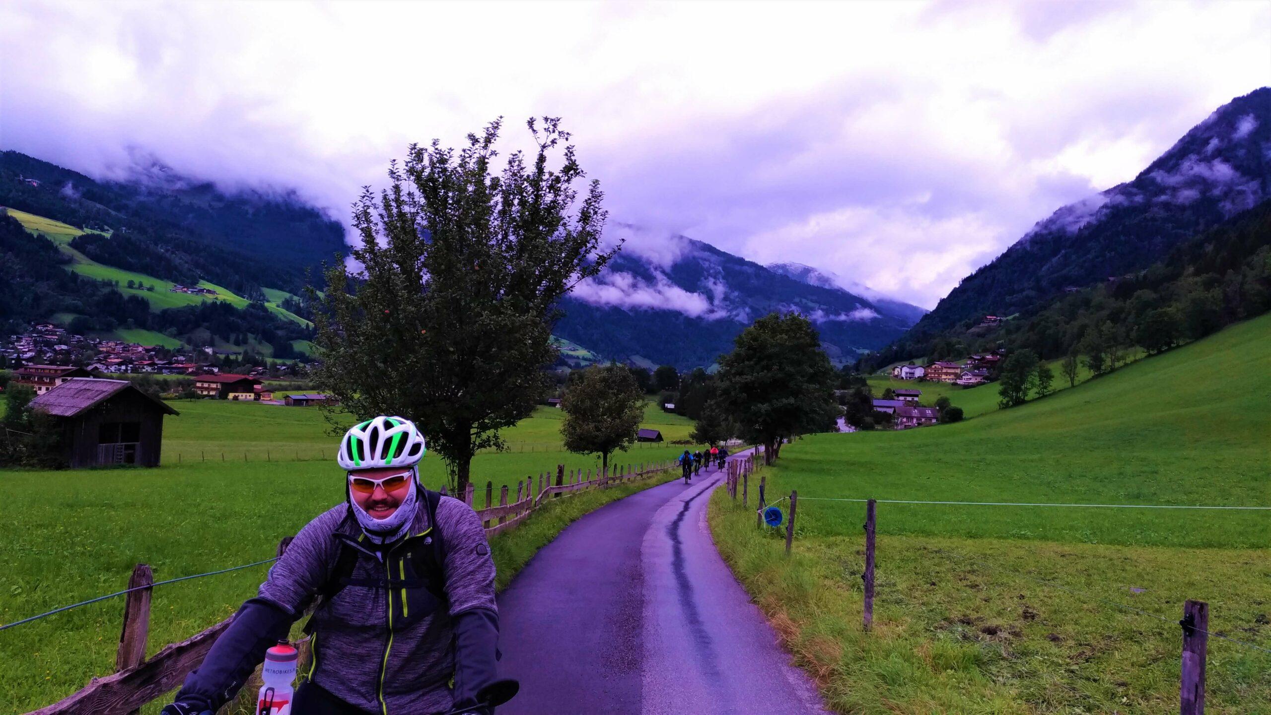 Piękny widok - Alpe-Adria