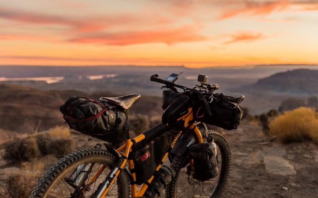 Bikepacking – lekka metoda na wyprawy rowerowe
