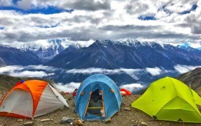 Jaki namiot na wyprawę rowerową? Podpowiadamy!