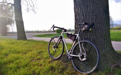 Gravel Antymateria – testujemy polski rower!